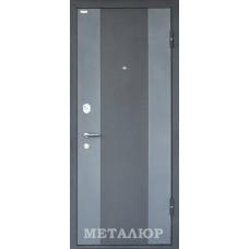 Металлическая дверь «МеталЮр» М27