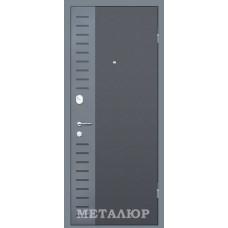 Металлическая дверь «МеталЮр» М28