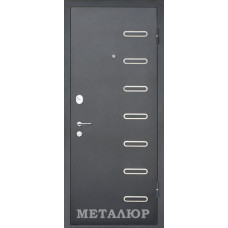 Металлическая дверь «МеталЮр» М29