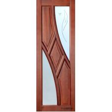 Дверь межкомнатная ОКА (массив ольхи), модель Глория   ДО (Жлобин, РБ)