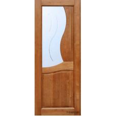 Дверь межкомнатная ОКА (массив ольхи), модель Верона  ДО (Жлобин, РБ)