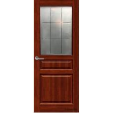 Дверь межкомнатная ОКА (массив ольхи), модель Венеция  ДО (Жлобин, РБ)