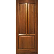Дверь межкомнатная ОКА (массив ольхи), модель Виола ДГ (Жлобин, РБ)