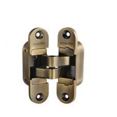 Петля скрытой установки с 3D-регулировкой Architect 3D-ACH 40 SN Матовый никель правая/левая 40 кг