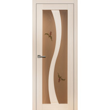 Межкомнатная дверь Piachini царговая Тип V-2F