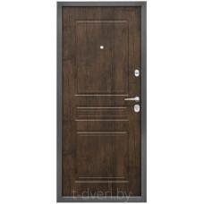 Дверь металлическая ПРОМЕТ ПРАКТИК ТИКОВОЕ ДЕРЕВО