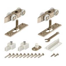 Комплект роликов для раздвижных дверей ARMADILLO Comfort 80/4 kit (877+882)