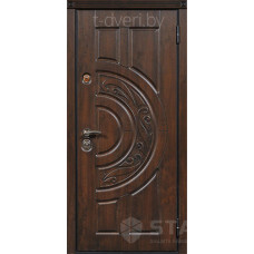 Входная металлическая дверь STALLER (СТАЛЛЕР) модель Луна