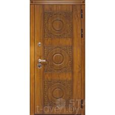 Входная металлическая дверь STALLER (СТАЛЛЕР) модель Милано