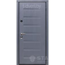 Входная металлическая дверь STALLER (СТАЛЛЕР) модель Пиано