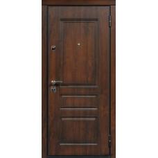 Стальная линия дверей Temidoors модель Лондон четырехуступчатая
