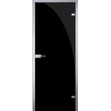 Межкомнатная дверь - Тriplex (Триплекс) Черный