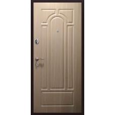 Металлическая дверь серии T-doors  модель Цитадель