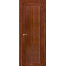 Дверь межкомнатная из массива ольхи Версаль, бренди, глухая