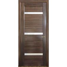 Дверь межкомнатная из массива сосны модель 2 ЧО стекло кризет