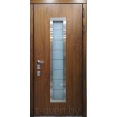 Стальная линия дверей г  Могилев модель Титан с терморазрывом