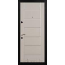Стальная линия дверей г  Могилев модель Сити-2 трехуступчатая
