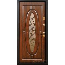 Стальная линия дверей г  Могилев модель Монарх с терморазрывом