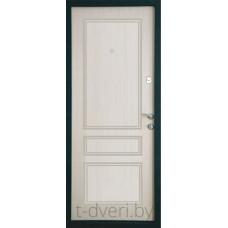Металлическая дверь серии Temidoors  модель Премиум-2 четырехуступчатая