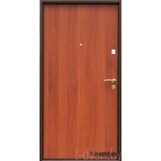 Стальная линия дверей г  Могилев модель Старт трехуступчатая