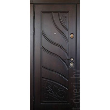 Стальная линия дверей г  Могилев модель Венеция с терморазрывом