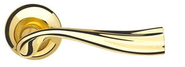Бренд Armadillo   Тип нажимная   Назначение для межкомнатной двери   Монтаж накладной   Тип основания розетка   Крепление саморезы, стяжки   Материал ручки ЦАМ   Материал розетки ЦАМ   Форма розетки круглая   Цвет бронза, глянцевый хром, матовый никель, глянцевое золото, матовая бронза, матовое золото   Покрытие гальваническое     Гарантия 5 лет