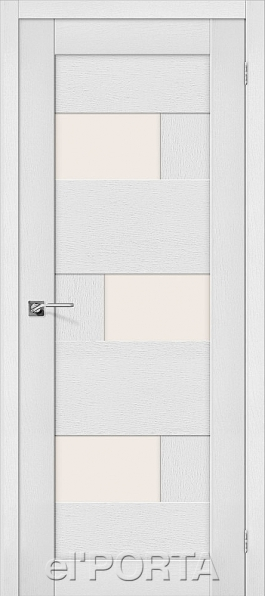 Дверь межкомнатная экошпон ПОРТА. Серия legno