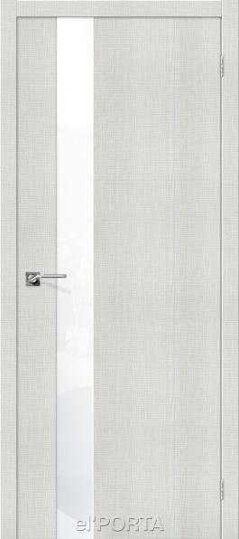 Дверь межкомнатная экошпон ПОРТА. Серия legno.