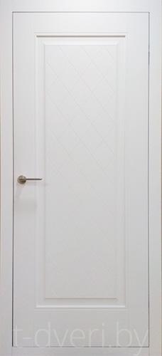 Межкомнатные двери крашенные эмалью Халес модель Аликанте тип FP