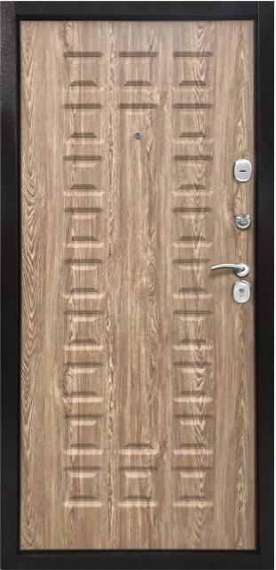 Дверь металлическая Магна МД-75