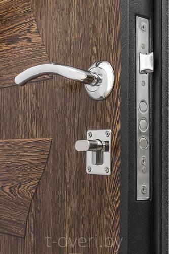 Дверь металлическая Магна МД-7
