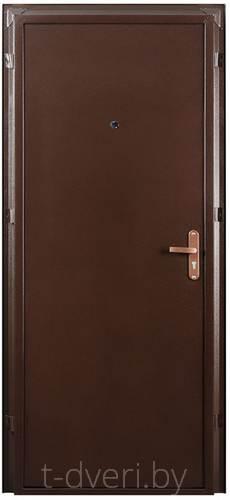 Дверь металлическая ПРОМЕТ