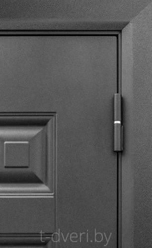 Дверь металлическая ПРОМЕТ по низким ценам