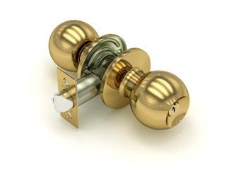 Дверные ручки могут используются для установки в металлические и межкомнатные двери. Фурнитура для межкомнатных дверей весьма разнообразна, включает в себя: ручки, защелки, фиксаторы, шпингалеты, упоры и петли. Дверные ручки могут быть на раздельной розетке и ручки на планке. Ручки на планке в современных интерьерах встречаются реже, чем ручки для межкомнатных дверей на раздельной розетке. Большое разнообразие дверных ручек на раздельном основании представлено у следующих производителей: Arni, Senat, Punto, Fuaro, Morelli, Armadillo, System, Linea Calli, Colombo,Tupai. Каждый из перечисленных производителей дверной фурнитуры изготавливает ручки на круглой или квадратной розетке. В разных сериях и коллекциях ручек  для межкомнатных дверей используют разные составы металла, начиная от алюминивой основы  и заканчивая латунью. Важно выбрать надежную ручку для врезки в межкомнатную дверь. Если дверная ручка состоит из алюминия, у нее очень слабая борозда крепления. За 50-100 нажатий крепление срезает резьбу и ручка выходить из строя. В будущем если покупатель захочет купить более качественную дверную ручку, он столкнется с проблемой ее крепления к двери. У дверных ручек на основе Zamak (цинк+алюминий+медь) точка крепления смещена на 2,5мм относительно алюминевых ручек, и стабильно работать они после установленных алюминевых ручек не могут.