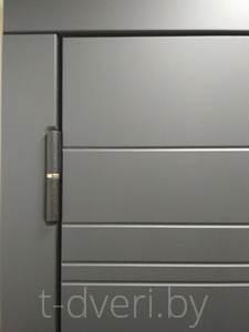 Коробка цельногнутая трехуступчатая преимум 115*50мм беззазорная!!! Световой проем увеличен на 30мм!!!. Толщина метала металлической двери и дверной коробки 1,5 мм. Две площадки для расположения уплотнителя позволяют расположить от 2 до 4 контуров уплотнения. Для сохранения высоких изоляционных параметров важно располагать на одну площадку только один контур уплотнения (две площадки – два контура уплотнения).