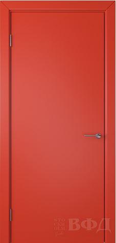 Colorit - цветные межкомнатные двери, окрашенные эмалью