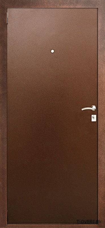двери металлические стандарт плюс