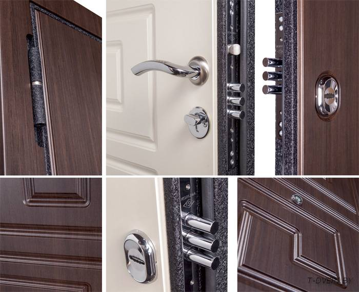Металлические двери «МетаЛюкс»