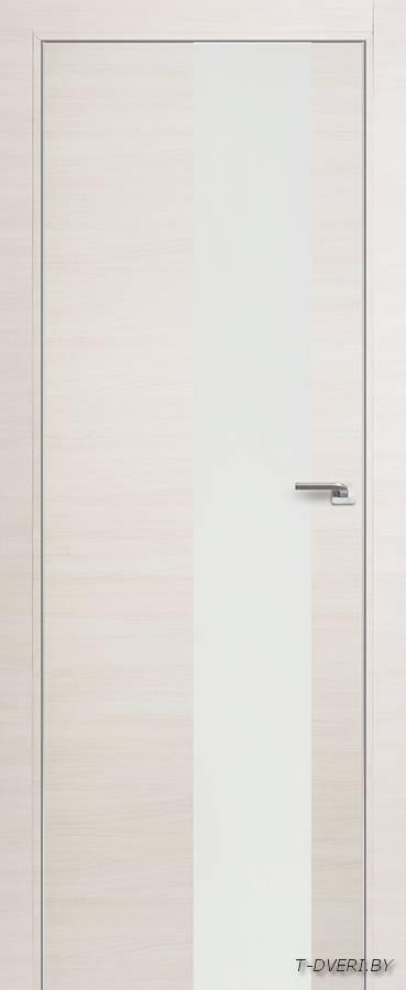 Межкомнатная дверь - Profil Doors 5Z, эш вайт кроскут
