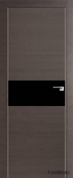 Межкомнатная дверь - Profil Doors 1Z, грей кроскут, глухая