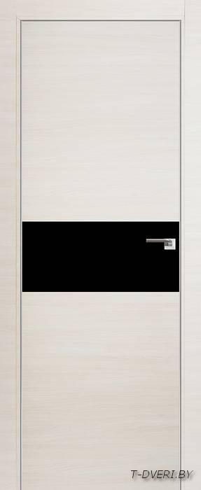 Межкомнатная дверь - Profil Doors 1Z, эш вайт кроскут, глухая