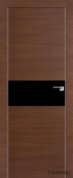 Межкомнатная дверь - Profil Doors 1Z, малага черри кроскут, глухая