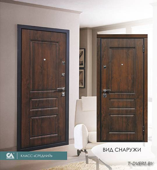 недорогие металлические двери г клин