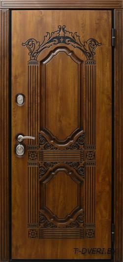 Металлическая дверь Барселона